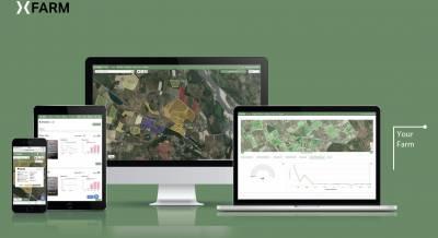 xFarm — рішення для управління фермами