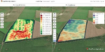 GeoPard Agriculture открывает бесплатный доступ для украинских пользователей