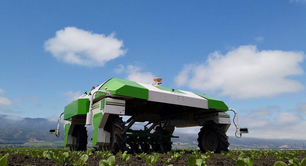 Новые технологии против сорняков