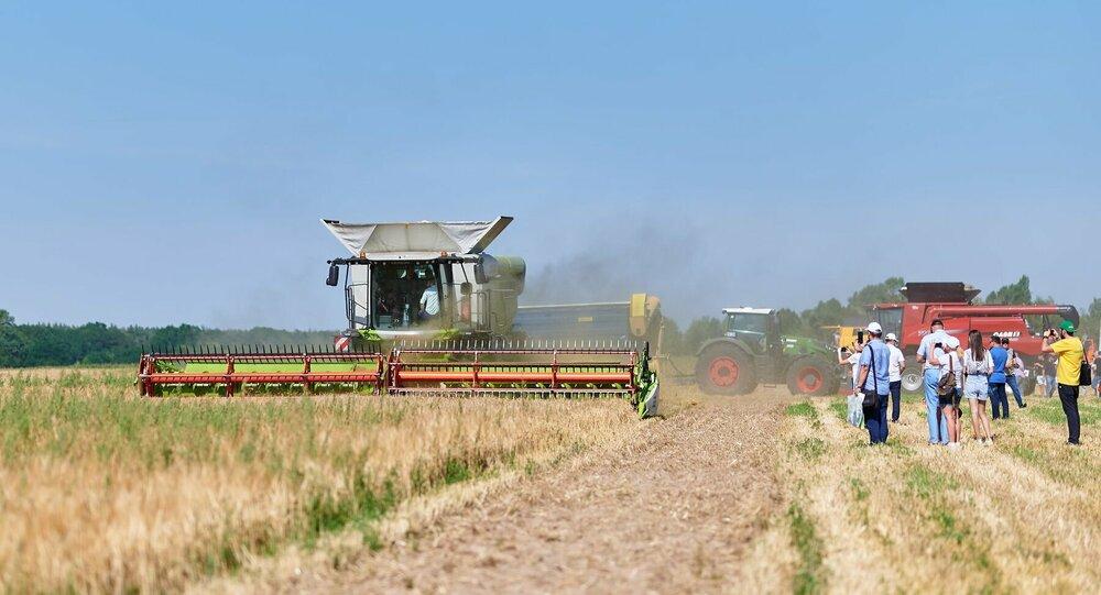 """Польова подія """"УКАБ Агротехнології"""" вкотре побила рекорд відвідуваності"""
