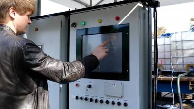 Український стартап Robomix отримав грант від Bayer Crop Science