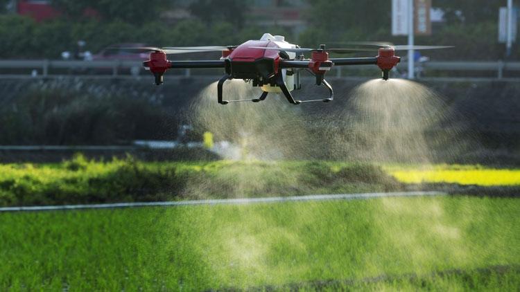 XAG, старт работы на рынке Украины, эксклюзивным дистрибьютором стали DroneUA