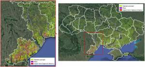 Аномально тепла зима призвела до втрати посівів на понад 160 тис. га полів Одещини
