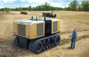 Долгий путь от заводов до полей беспилотных тракторов