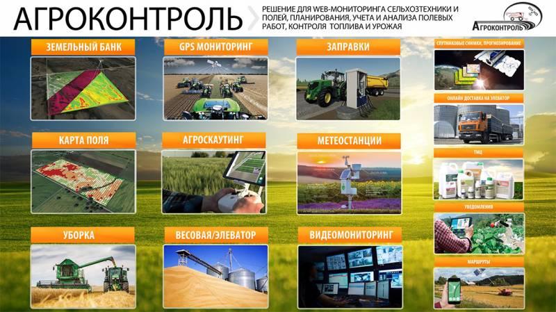 Облік земельного банку за допомогою інноваційної IoT платформи Агроконтроль