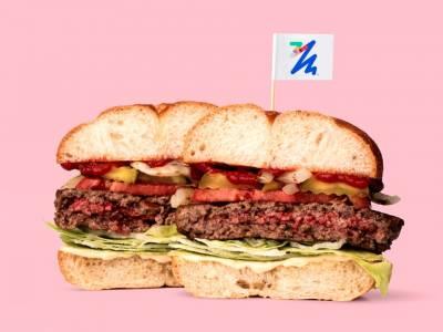 """В США презентували бургер з """"м'ясом"""" рослинного походження Impossible Burger 2.0"""