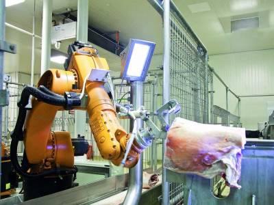 Вспышки коронавируса на мясокомбинатах вынуждают компании инвестировать в робототехнику