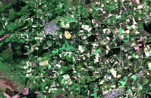 Для фермерів запустять супутник із мультиспектральними камерами