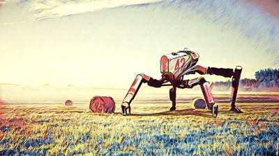 15 вражаючих роботів для сільського господарства