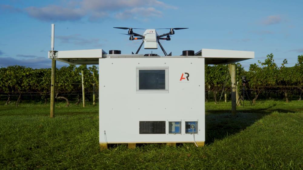 Будущее дронов в сельском хозяйстве