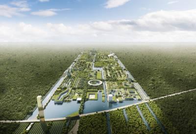 Екологічне Smart City — проект, що створює нові умови для комфортного життя у місті
