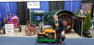 Стартап, який розробляє роботів зі штучним інтелектом для сільського господарства