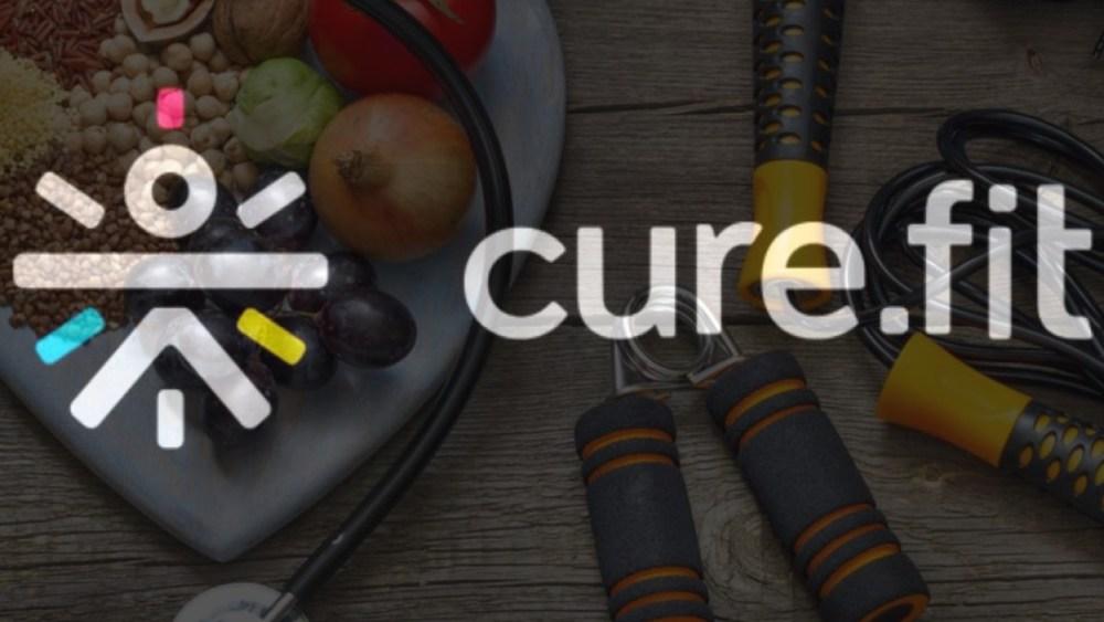 CureFit — онлайн-портал для продажу здорових харчових продуктів
