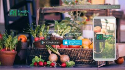 FreshoKartz: як стартап допомагає знизити вартість харчових продуктів?