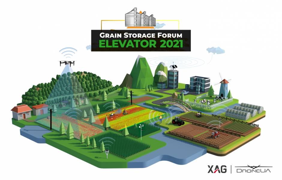 DroneUA презентує найінноваційніші технології для сільського господарства у світі - XAG.