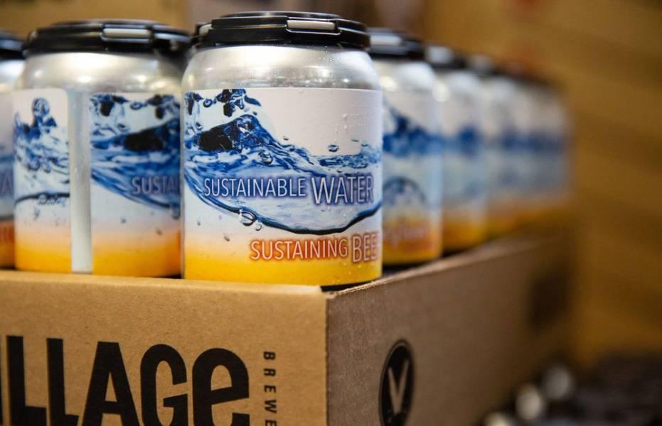 Пиво из городских сточных вод