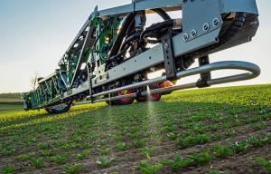 Решение Smart Spraying для точечного внесения гербицидов позволит экономить до 70% препарата