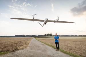 Использование информации дронов и спутников в сельском хозяйстве