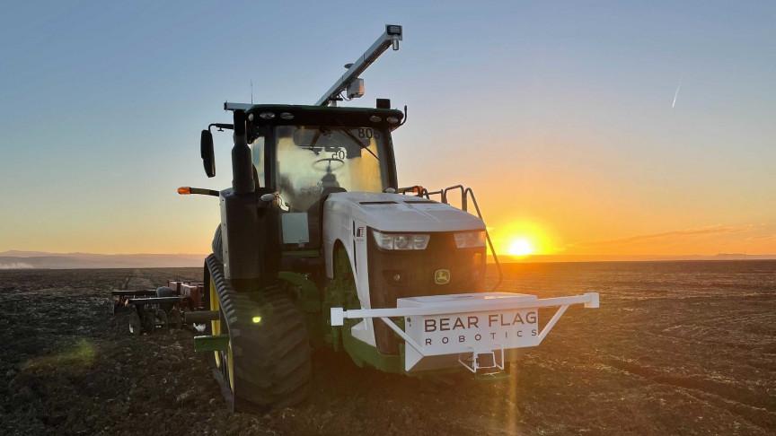Компанія John Deere придбала стартап Bear Flag Robotics за  250$ млн