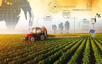 Збір даних — складова ефективного ведення сільського господарства