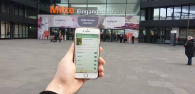 Найцікавіші мобільні додатки та ІТ-рішення, що були представлені на Biofach 2019
