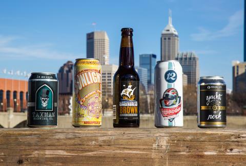 ТОП 15 міст, де варять крафтове пиво