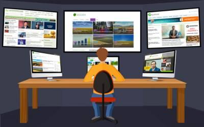 ТОП-10 аграрных интернет-ресурсов Украины