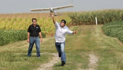 Как выбрать дрон аграрию?