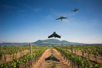 Сельскохозяйственные стартапы, основанные на использовании дронов