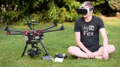 Дроны и виртуальная реальность: лучшие решения 2019 года