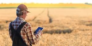 Как фермер может отвлечься от проблем в поле
