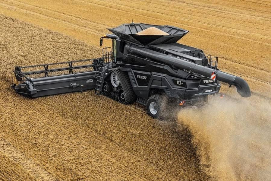 Топ-5 лучших зерноуборочных комбайнов