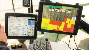 Технология картирования урожайности — основа точного земледелия