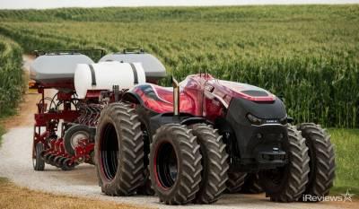 Автономні трактори: перспективи розвитку