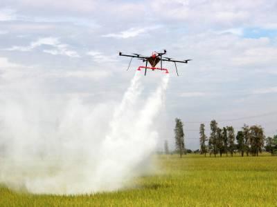 Правила использования дронов в сельском хозяйстве США смягчаются