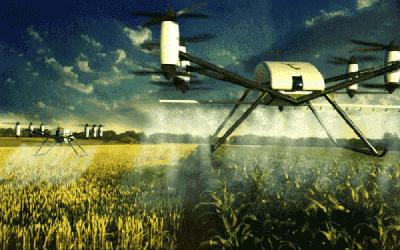 К 2021 году рынок цифрового сельского хозяйства вырастет на 9,9%