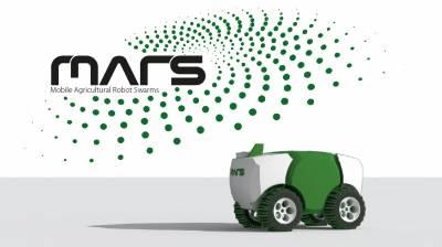 Мобильные мини роботы создадут новый тренд в сельском хозяйстве