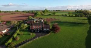 Графство Норфолк — лідер в провадженні точного землеробства