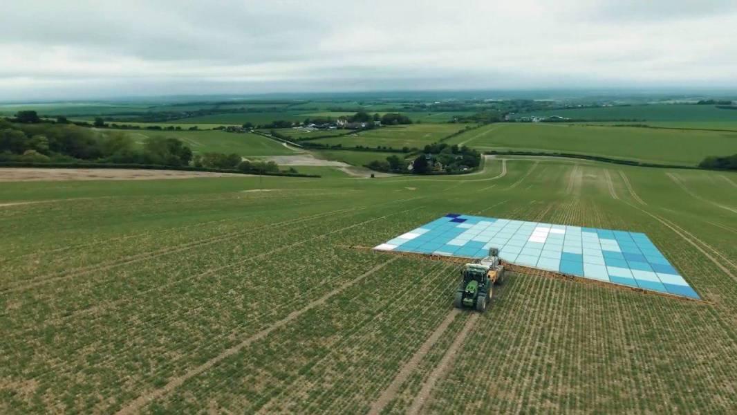 Машинне навчання та дрони в сільському господарстві — рішення від Hummingbird Tech