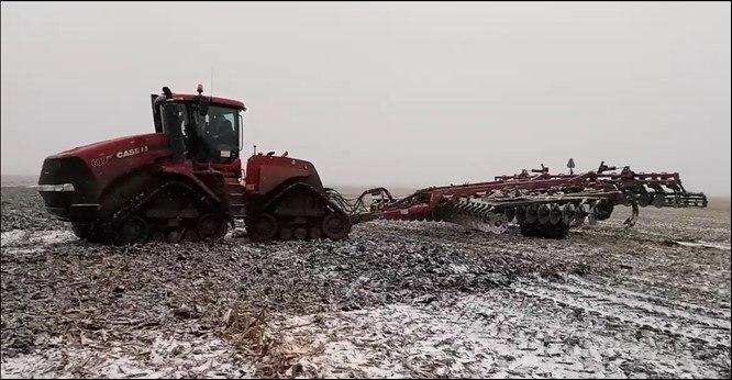 """Датчики визначення глибини обробітку ґрунту: досвід  використання агрохолдингом """"Кернел"""""""