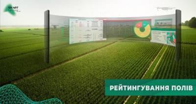 Рейтингування полів — інструмент прийняття рішень для управління земельним банком