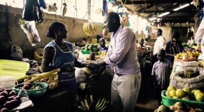 2KUZE — цифровой агрорынок для африканских фермеров