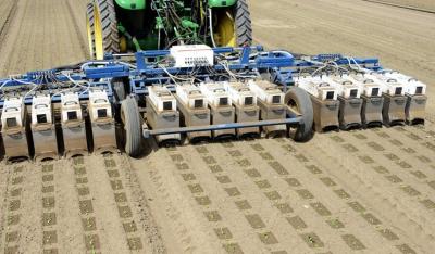$30 млн инвестиций на создание трактора с искусственным интеллектом