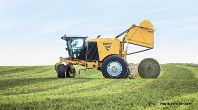 4 невероятных концепта сельскохозяйственной техники