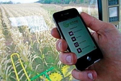 8 новых мобильных приложений для точного земледелия