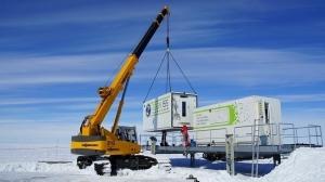 Аэропонная теплица в Антарктиде — эксперимент успешный