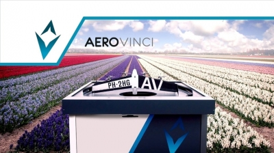 Aerovinci представил гибкую автономную систему под БПЛА