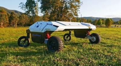 AgBot ll — робот, который сам решает, как лучше бороться с сорняками