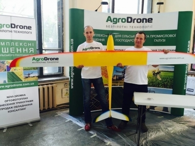 AgroDrone: Рынок дронов в Украине большой, спрос бесконечный