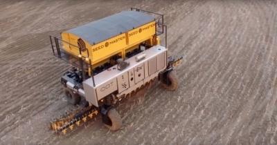 Автономная платформа DOT — будущее сельского хозяйства